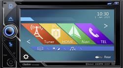 Clarion NX405E Navigationsenhed, fastmontering Europa Integreret navigationssystem