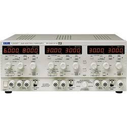 Laboratoriestrømforsyning, indstillelig Aim TTi PL303QMT-P 0 - 6 V 0 - 8 A 94 W Antal udgange 3 x
