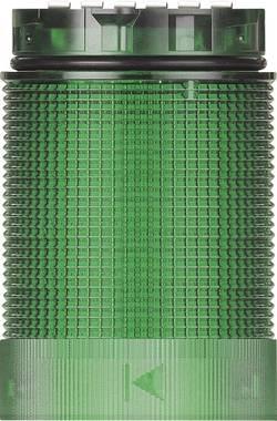 Signalni stolp LED Werma Signaltechnik KomdoIGN 40 TwinFLASH zelene barve bliskavica 24 V/DC