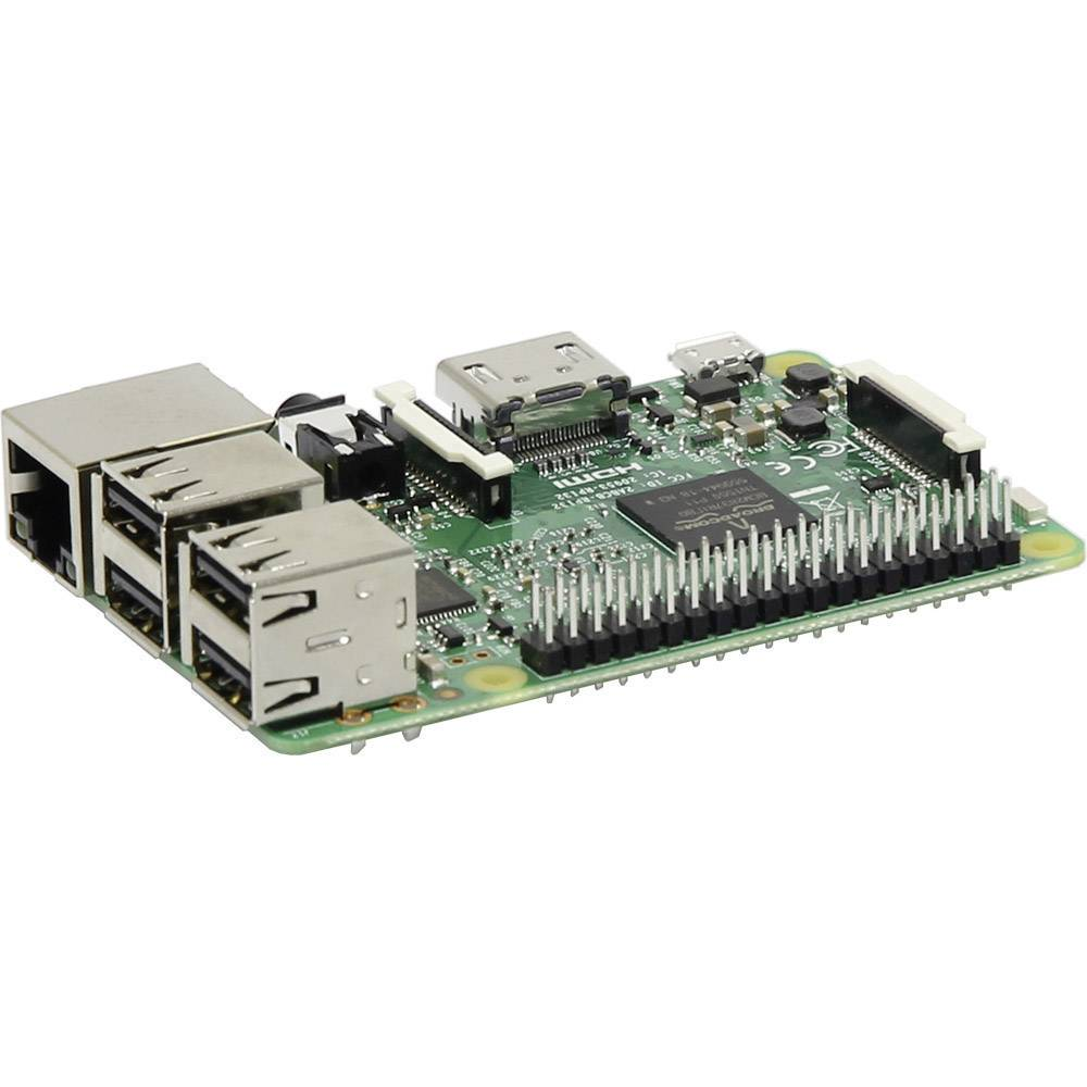Raspberry Pi® 3 model B 1 GB brez operacijskega sistema
