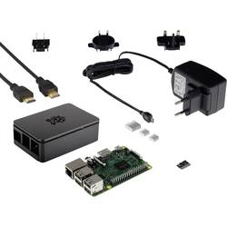 Raspberry Pi® 3 model B napredni set 1 GB