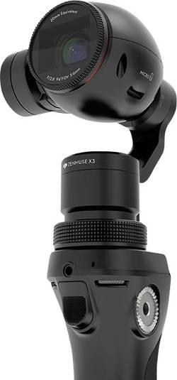 Akcijska kamera DJI DjI Osmo WLAN, Full-HD
