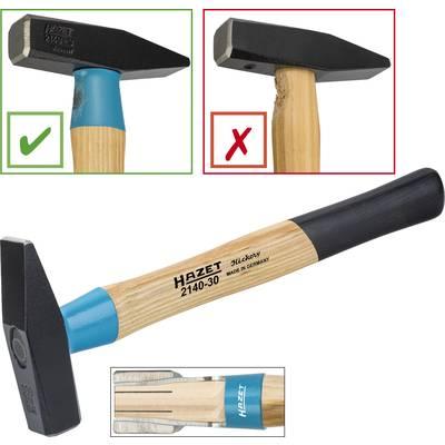Ball-peen hammer 400 g Hazet BluGuard 2140-30 300 mm DIN 1041