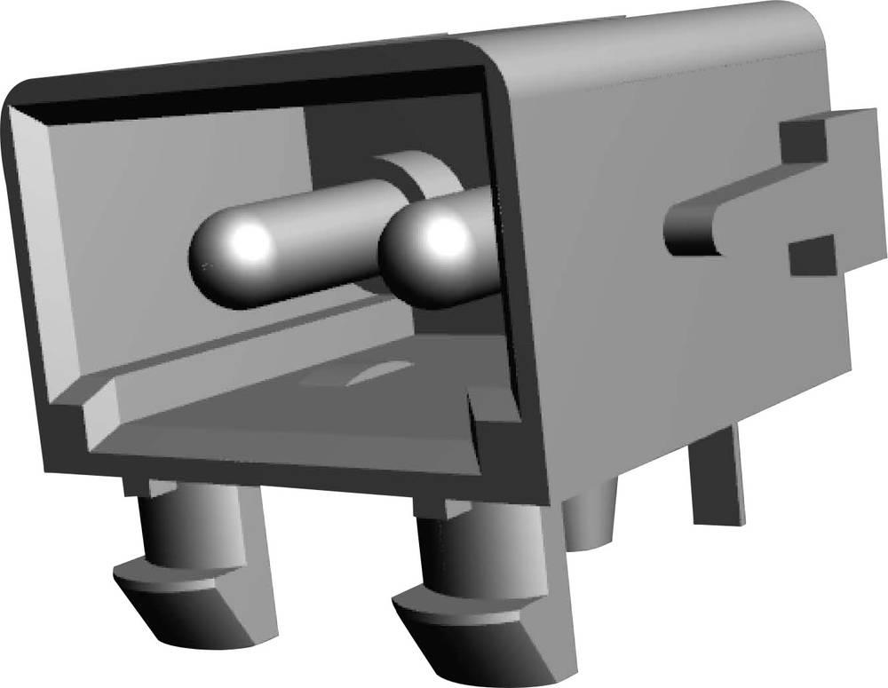 Stiftkabinet-printplade MATE-N-LOK Samlet antal poler 2 TE Connectivity 794120-1 Rastermål: 5.08 mm 1 stk