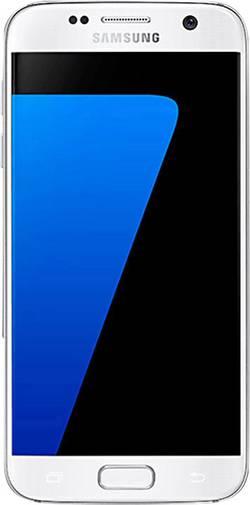LTE-smartphone 5.1  Samsung Galaxy S7 32 GB Hvid
