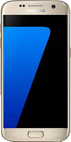LTE-smartphone 5.1  Samsung Galaxy S7 32 GB Guld