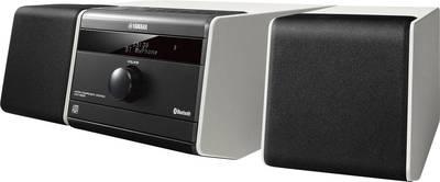 Yamaha MCR-B020 Audio system AUX, Bluetooth, CD, USB, 2 x 15 W White