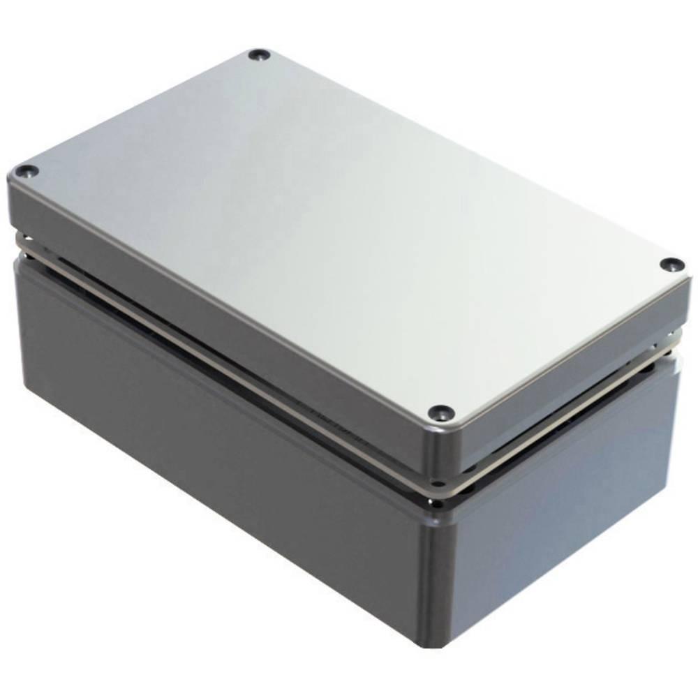 Universalkabinet 260 x 160 x 120 Aluminium Natur Deltron Enclosures 486-261612-68 1 stk