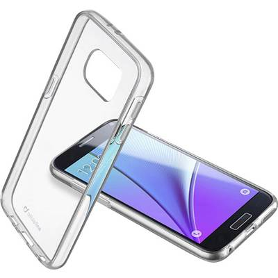 Cellularline Clear Duo Back cover Galaxy S7 Transparent