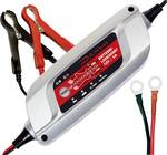 Battery charger with a trickle charge