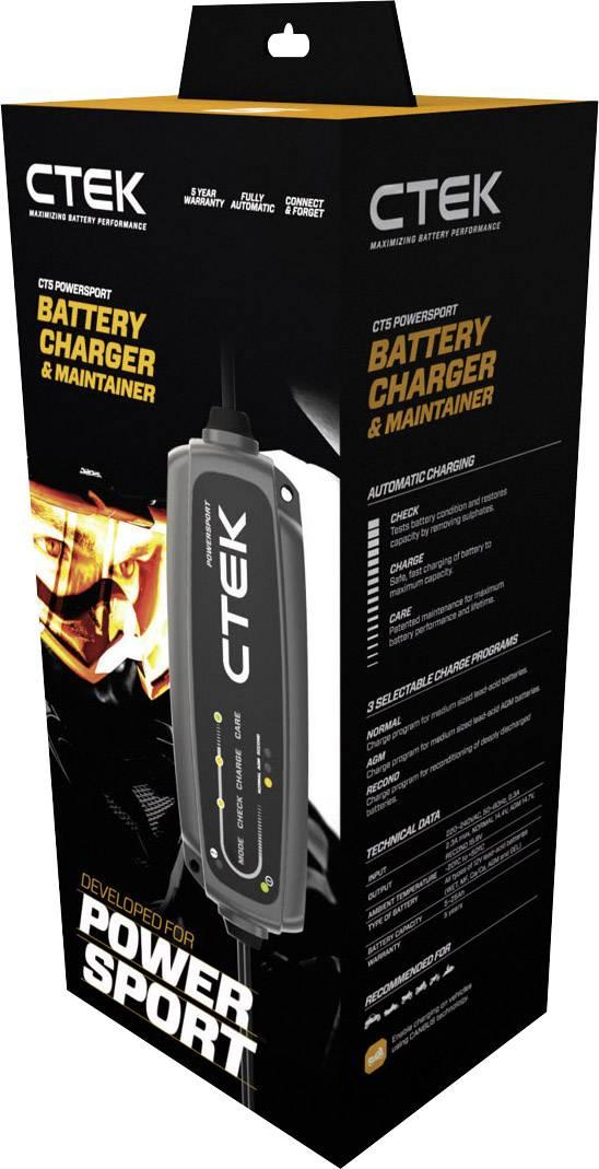 CTEK 40-136 Caricabatterie