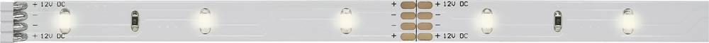 LED-trak z vtičem 12 V 100 cm toplo-bele barve Paulmann YourLED Eco 70459
