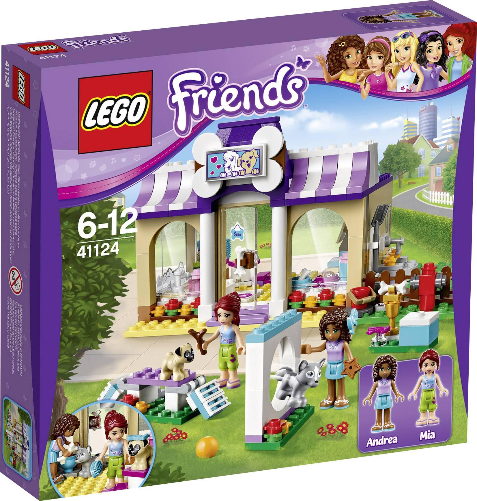 Lego Friends 41124 Heartlake Puppy Daycare Conradcom