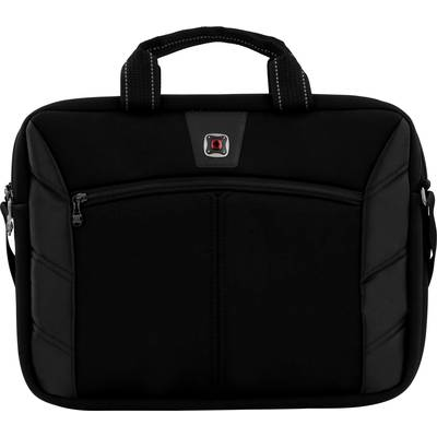 Image of Wenger Laptop bag Sherpa Double Slimcase Suitable for max: 40,6 cm (16) Black