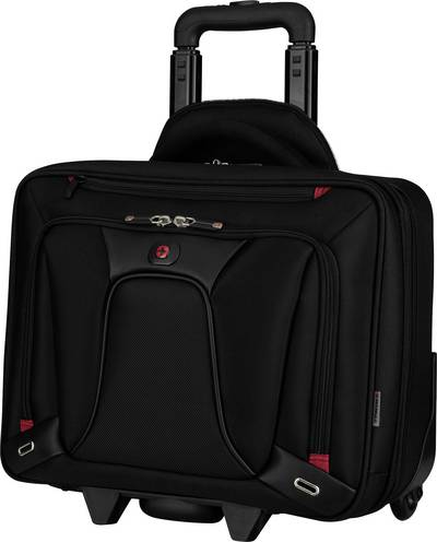 Image of Wenger Laptop hard case Transfer Wheeled Business Case Suitable for max: 39,6 cm (15,6) Black