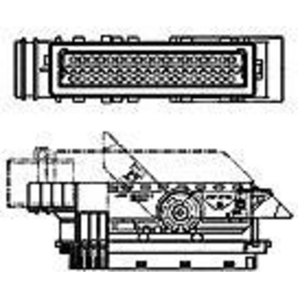 Tilslutningskabinet-kabel J-P-T Samlet antal poler 16 TE Connectivity 1-963217-1 Rastermål: 5 mm 1 stk