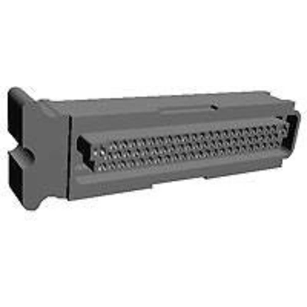 Ohišje kabelske vtičnice, skupno št. polov: 3 TE Connectivity 282729-1 razporeditev kontaktov: 5 mm 1 kos