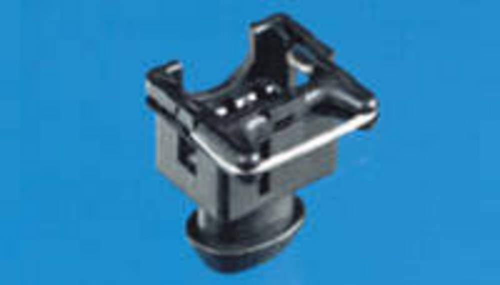 Tilslutningskabinet-kabel J-P-T Samlet antal poler 2 TE Connectivity 282189-2 Rastermål: 5 mm 1 stk