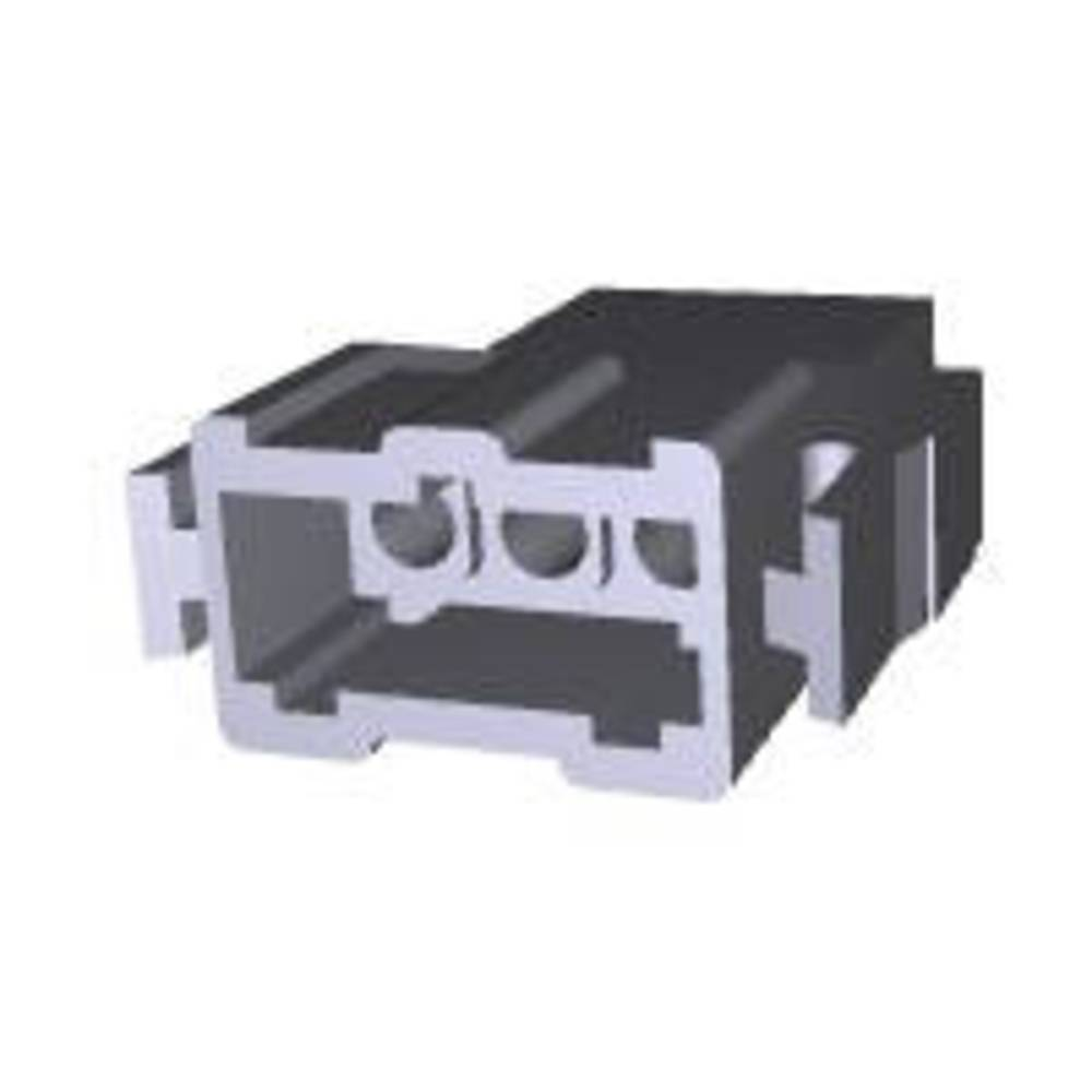 Stiftkabinet-kabel Metrimate Samlet antal poler 3 TE Connectivity 207359-1 Rastermål: 5 mm 1 stk