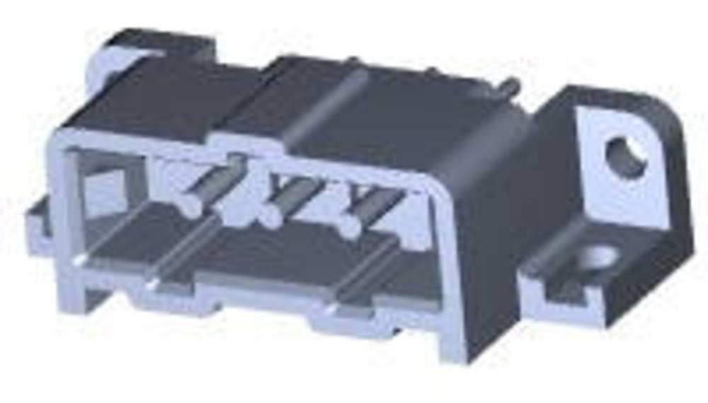 Stiftkabinet-printplade Metrimate Samlet antal poler 3 TE Connectivity 207365-7 Rastermål: 5 mm 1 stk