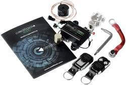 Batteriovervågning Afladningsbeskyttelse , Inkl. tyverisikring 12 V Cadillock 4000