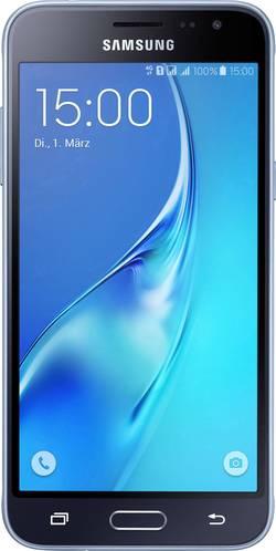 Dual-SIM smartphone 5  Samsung Galaxy J3 (2016) Duos 8 GB Sort