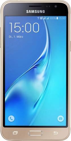 Dual-SIM smartphone 5  Samsung Galaxy J3 (2016) Duos 8 GB Guld