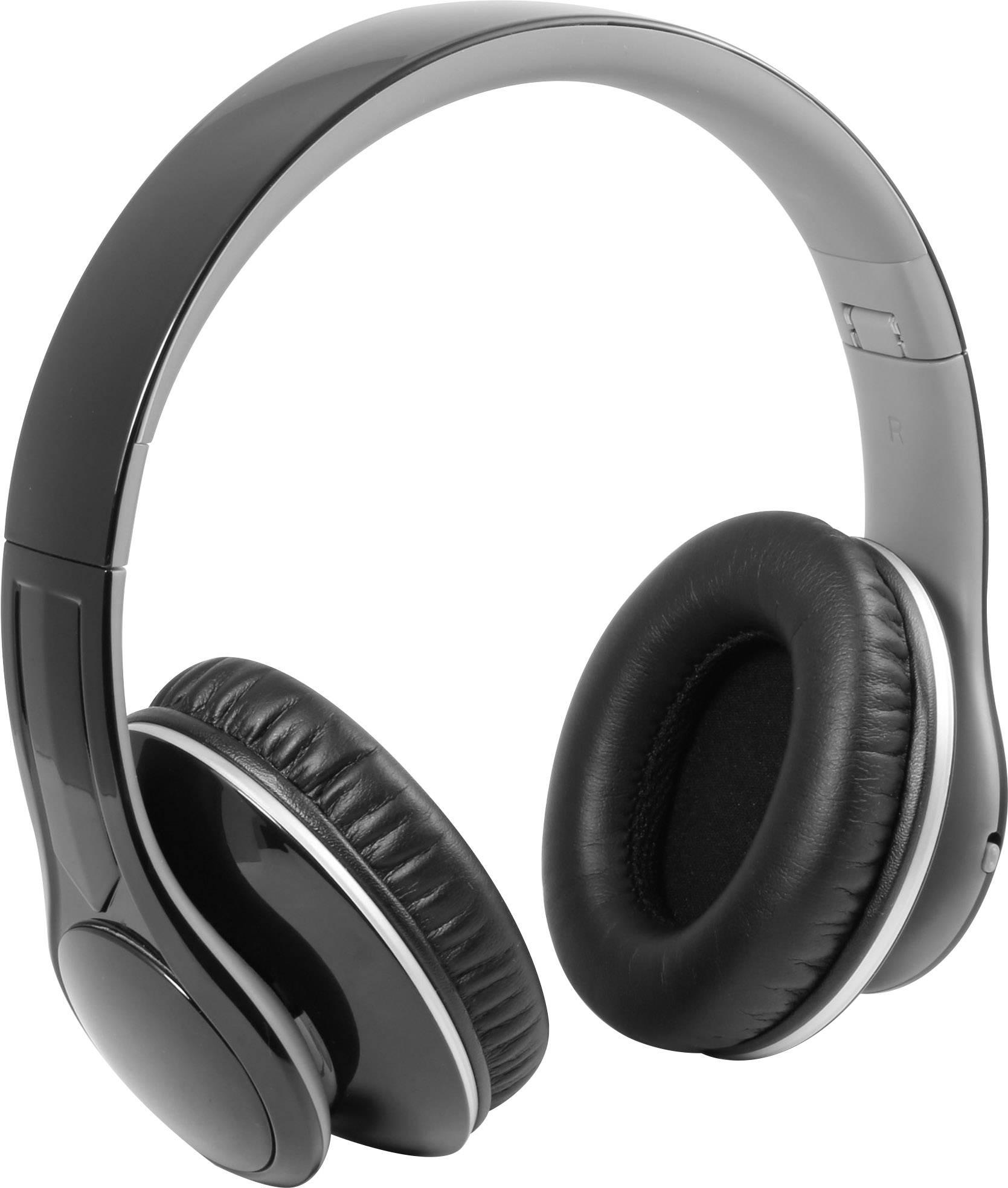 2df49c906ac Technaxx MusicMan BigBass BT-X15 Bluetooth® (1075101) Headphones Over-the-