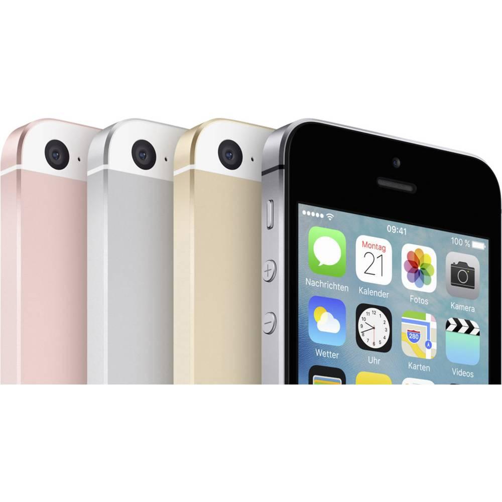 Apple Iphone Se 16 Gb Spaceship Grey From Conrad Electronic Uk