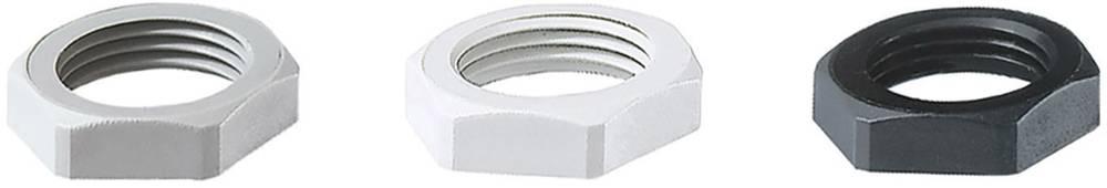 Låsemøtrik Jacob 50.225 PA7035 M25 Polyamid Lys grå (RAL 7035) 1 stk