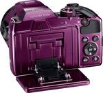 Nikon B-500 digital camera purple