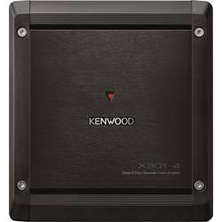 4-kanals sluttrin Kenwood X301-4 Sort