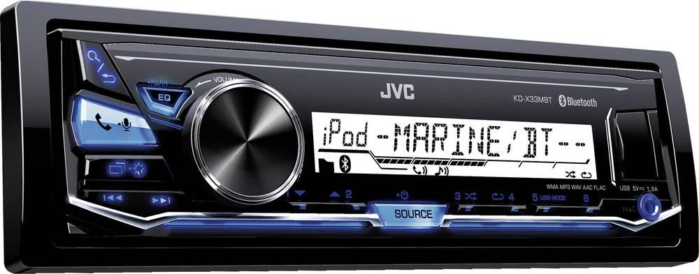 Autoradio KD-X33MBTE JVC
