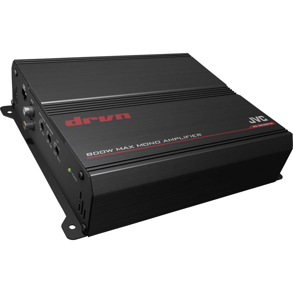 1-kanals-sluttrin JVC KS-DR3001D 800 W Sort