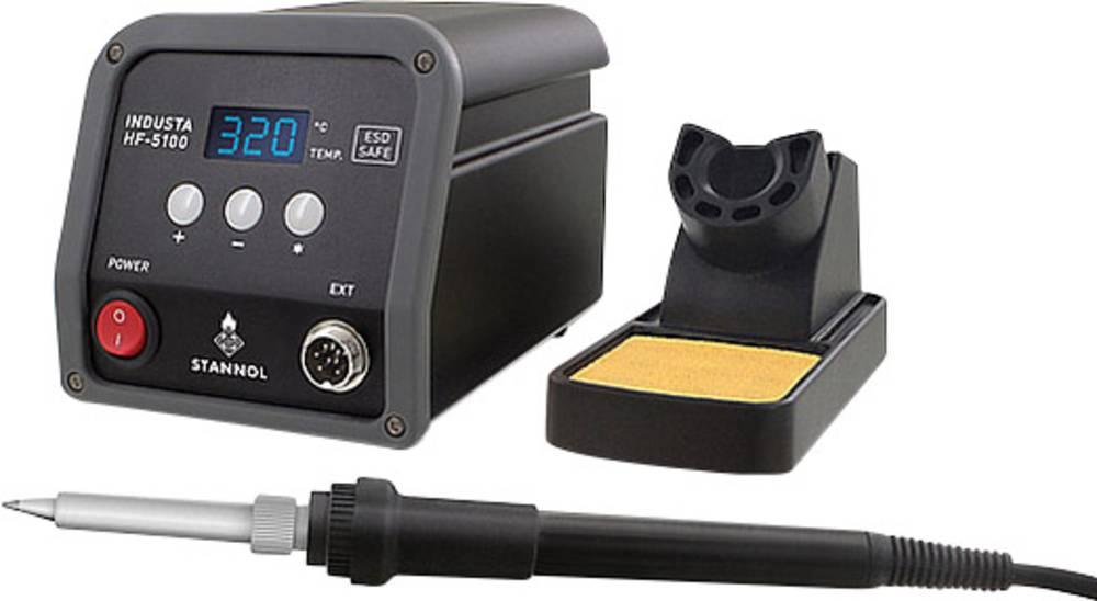 Lödstation digital Stannol Industa HF-5100 100 W