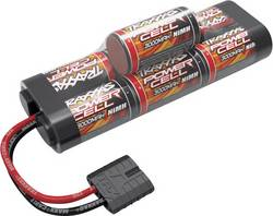 Modelbyggeri-batteripakke (NiMH) Traxxas 8.4 V 3000 mAh Hump Traxxas iD
