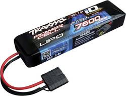 Modelbyggeri-batteripakke (LiPo) Traxxas 7.4 V 7600 mAh 25 C Stick Traxxas iD