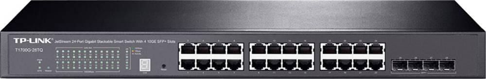 Omrežno stikalo RJ45/SFP TP-LINK T1700G-28TQ 24 vhodno 1 GBit/s