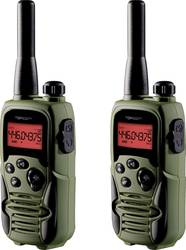PMR-handradio Topcom Twintalker 9500 Airsoft Edition Set 2 st