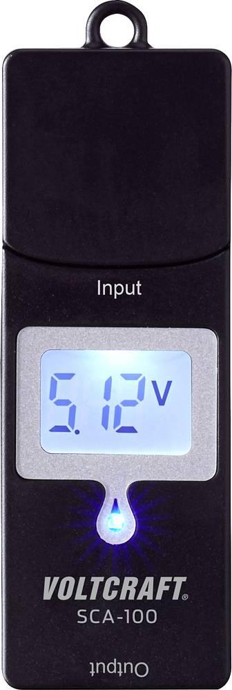 Adapter za VOLTCRAFT SCA-100 1 x USB