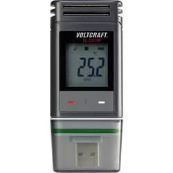 Temperatur-datalogger, Fugtigheds-datalogger, Lufttryk-datalogger VOLTCRAFT DL-220THP Fabriksstandard