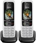 Gigaset C430HX Duo DECT cordless phones