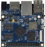 Banana Pi M2+, quad-core, GB-LAN, 1 GB DDR3, WIFI, BT