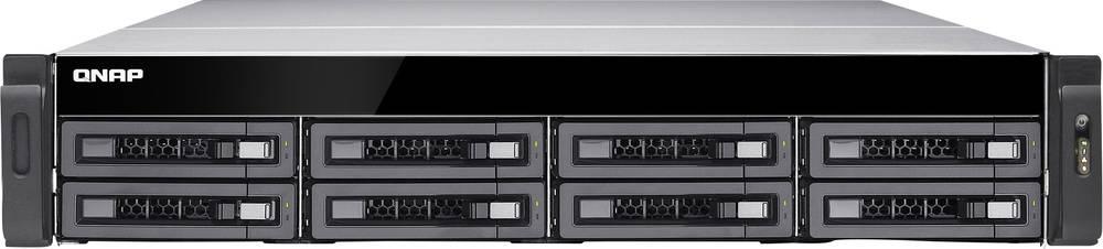 NAS-Server ohišje QNAP TS-EC880U-E3-4GE-R2 8 Bay