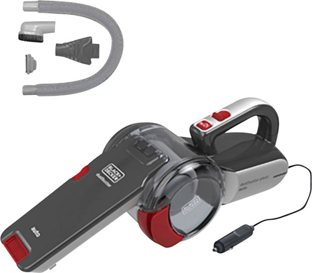 Håndstøvsuger Black & Decker Pivot 12 V