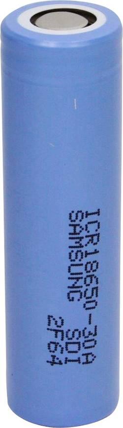 Special-batteri 18650 Flat-Top Litium Samsung ICR18650-30A 3.7 V 2850 mAh 1 stk