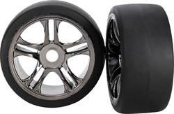 Traxxas 6477 Reservedel Komplette hjul Rear