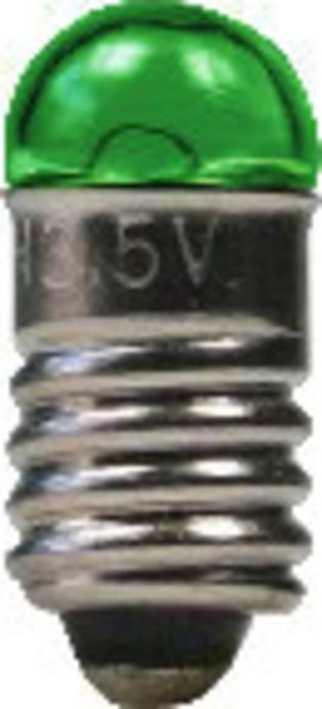 Žarnica 0.96 W podnožje=E5.5 40 mA 24 V zelena BELI-BECO vsebina: 1 kos
