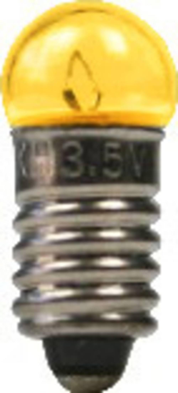 Žarnica 1.14 W podnožje=E5.5 60 mA 19 V rumena BELI-BECO vsebina: 1 kos