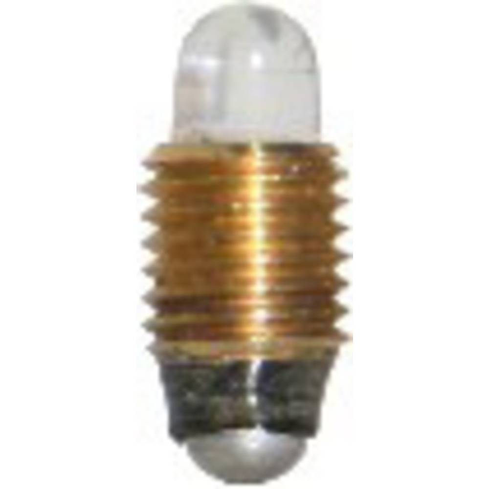 LED žarnica E3.9 čista 3.2 V BELI-BECO
